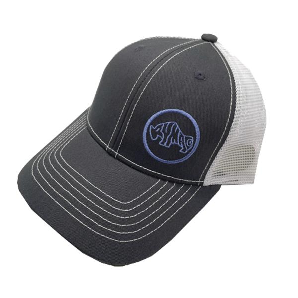 RYMACO Grey/White Hat