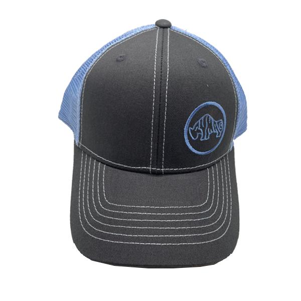 RYMACO Grey/Blue Hat